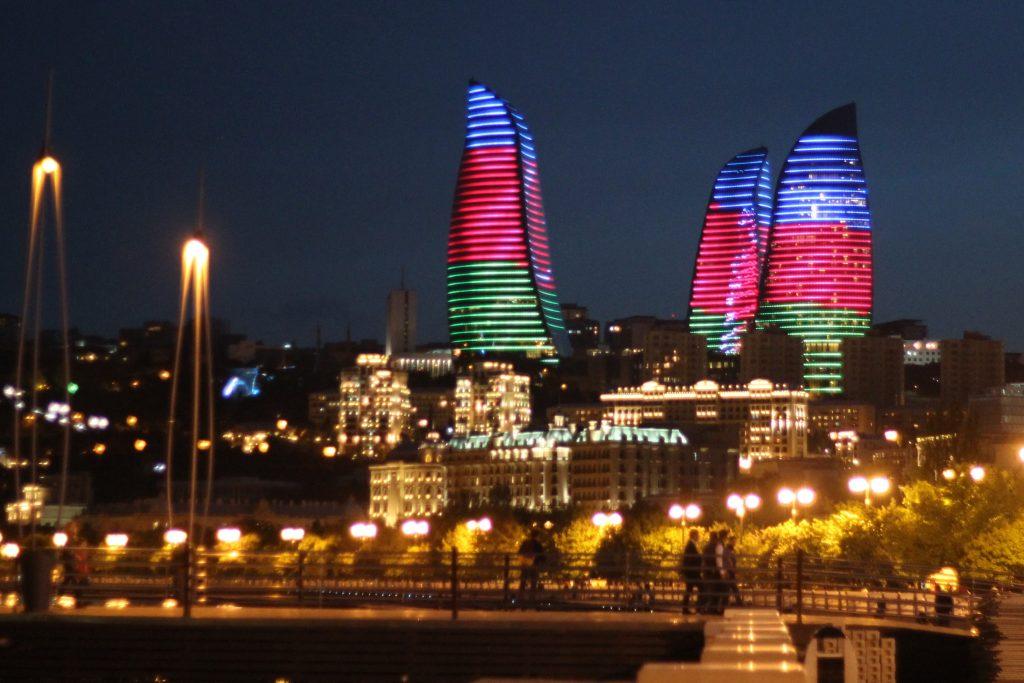Столица Азербайджана — в фокусе «Daily Mail»