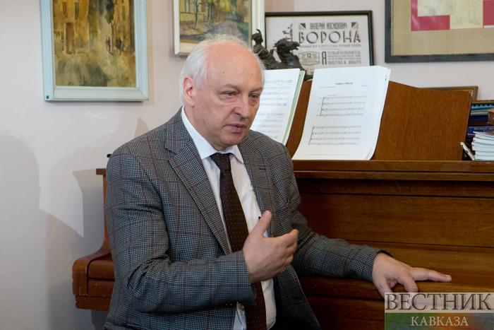 Валерий Ворона: «Баку — одна из крупных мировых столиц на карте музыкальной культуры» (ИНТЕРВЬЮ)