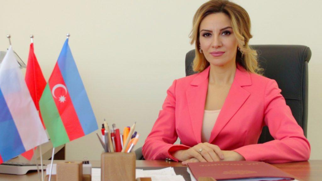 Саадет Караева: «ПМЭФ — одна из значимых и реальных площадок для бизнес-потенциала Азербайджана»