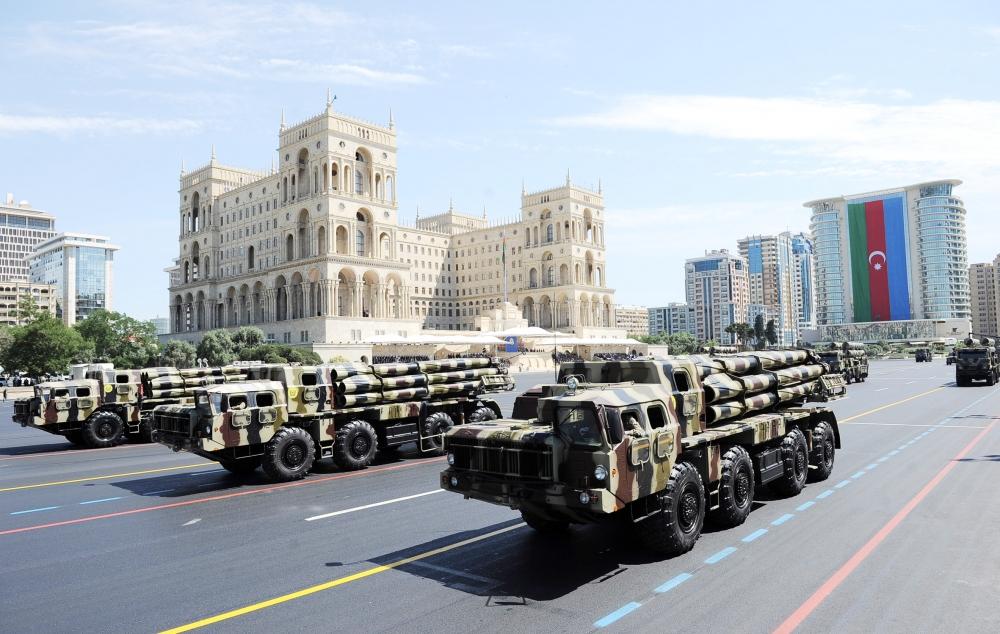 Цель Азербайджана — освобождение оккупированного Карабаха и прилегающих районов (ФОТОЛЕНТА)