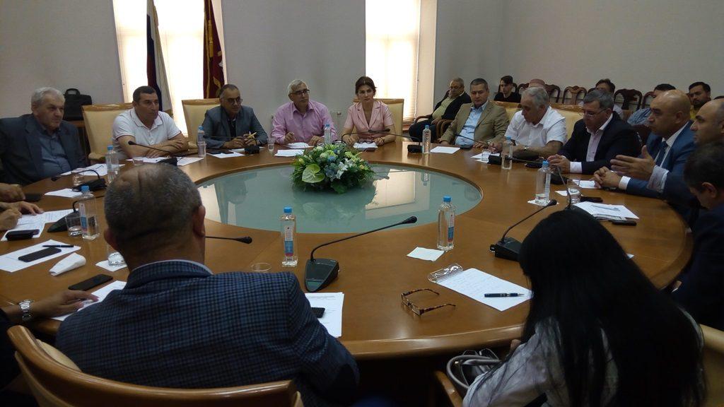 Мехрибан Садыгова: «ФНКА АзерРос дает старт подготовке к 20-летнему юбилею организации»