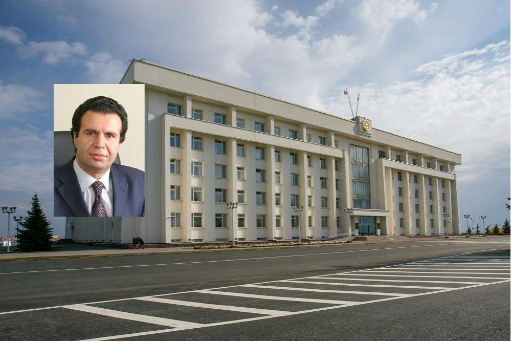 Азербайджанец Фархад Самедов стал полпредом Башкортостана при президенте России