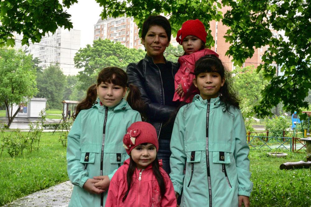 Газета «Вечерняя Москва» написала о многодетной азербайджанской семье