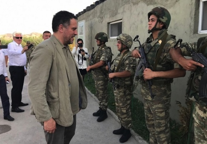 Максим Шевченко: «Азербайджанцы готовы к войне» (ИНТЕРВЬЮ)