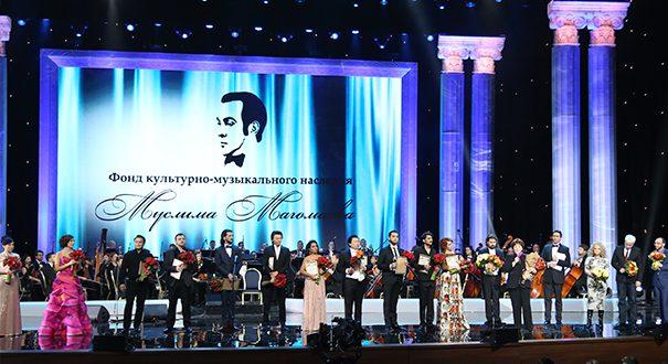 В Грозном открылся Первый международный песенный фестиваль имени Муслима Магомаева