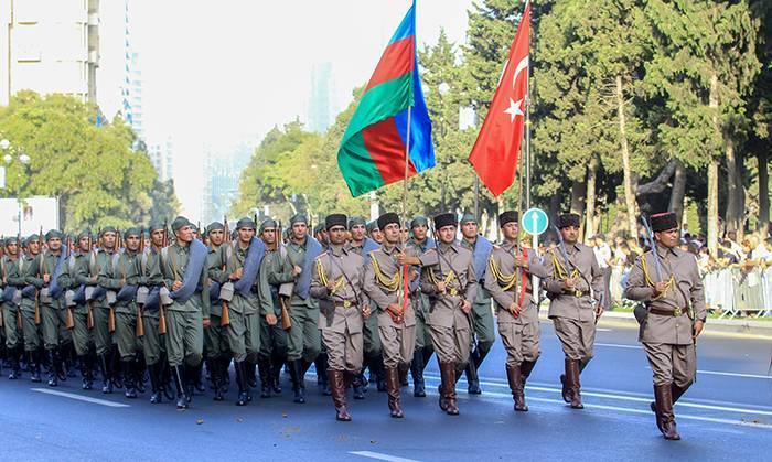 И вновь о 100-летии освобождения Баку. Чтобы помнили… (ФОТОЛЕНТА, ВИДЕО)