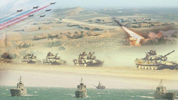 Азербайджан репетирует войну за освобождение Карабаха (ФОТО, ВИДЕО)