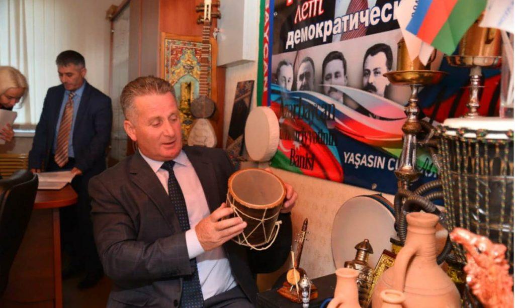 «Вечерний Мурманск» написал о мурманских азербайджанцах