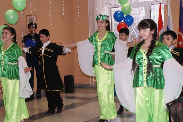 Азербайджанцы Альметьевска провели открытый урок в воскресной школе (ВИДЕО)