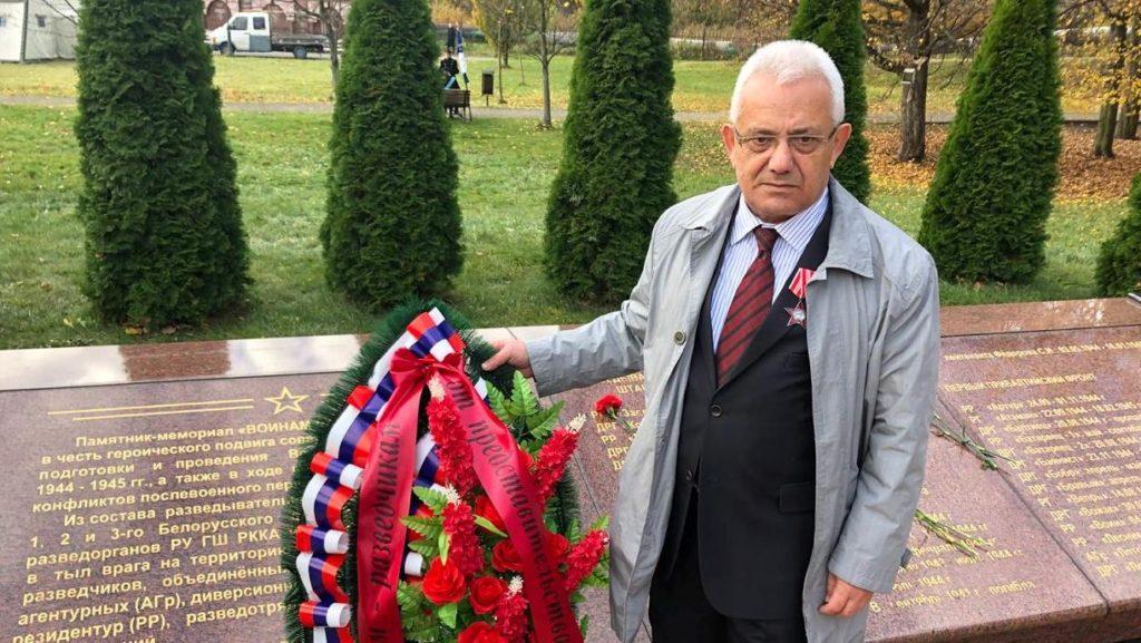 Лидер азербайджанцев Калининграда удостоен высокой награды (ФОТОЛЕНТА)
