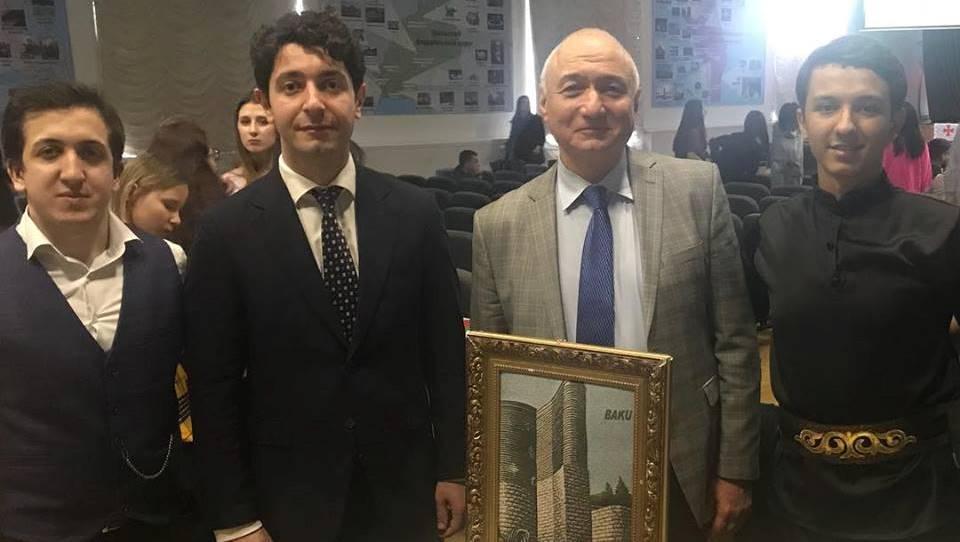 При поддержке АМОР состоялось мероприятие «Дружба без границ» (ФОТОЛЕНТА)