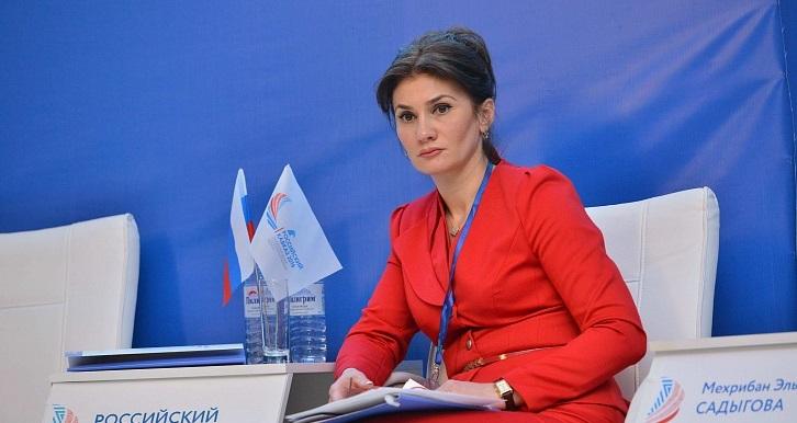 Мехрибан Садыгова обвинила Агададаша Керимова в непрофессионализме и организации антиазербайджанских провокаций