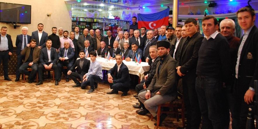 В России отметили годовщину победы ВС Азербайджана в апреле 2016 года (ВИДЕО, ФОТОЛЕНТА)