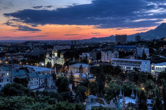 Азербайджанцы Пятигорска отпраздновали День России