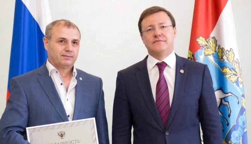 Председатель ЛАСО Ширван Керимов отмечен благодарностью Совета Федерации