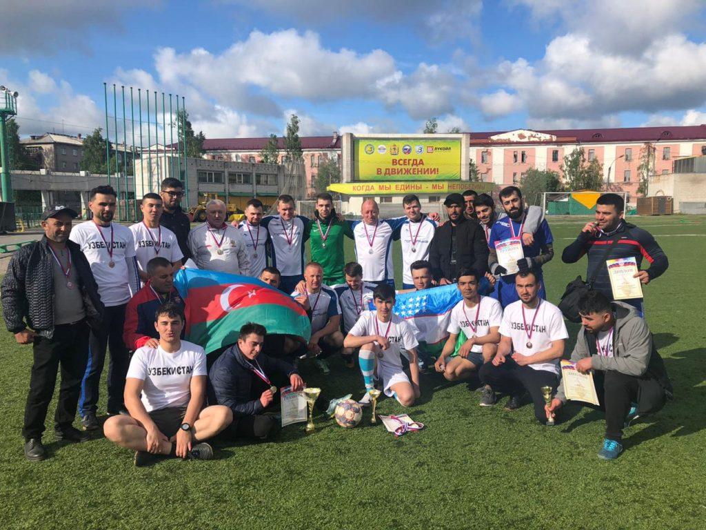 Азербайджан выиграл архангельский чемпионат мира по мини-футболу (ВИДЕО, ФОТОЛЕНТА)