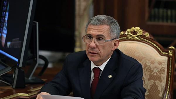 Глава Татарстана совершит визит в Азербайджан