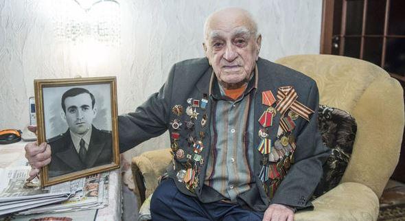 На 102-м году жизни скончался почетный гражданин Воронежа — азербайджанский ветеран Мамед Джабраилов (ФОТОЛЕНТА)