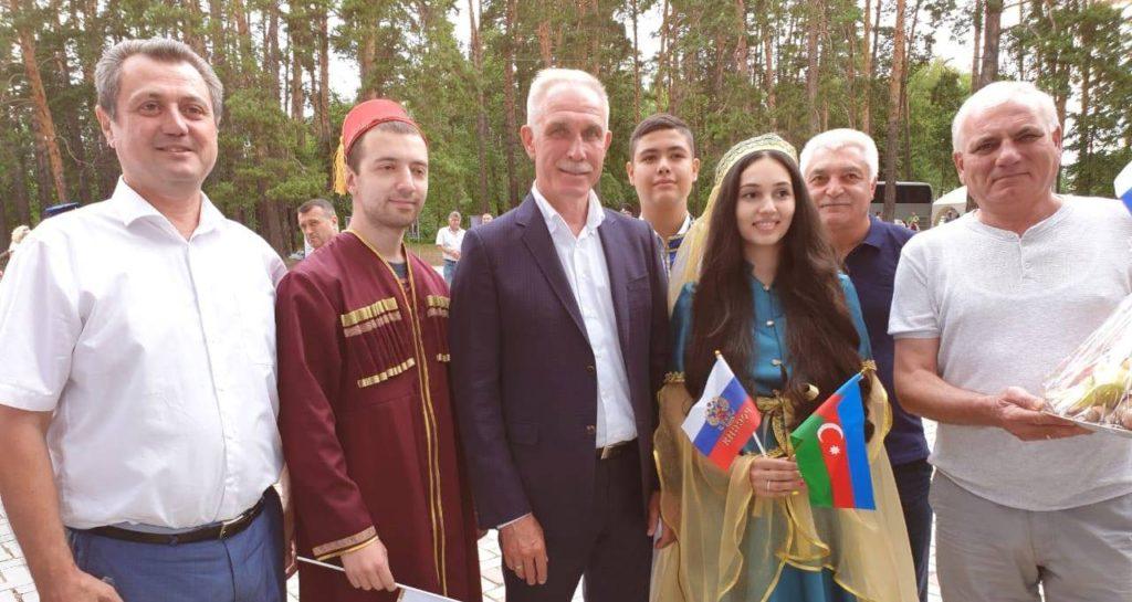 Ульяновские азербайджанцы – на праздновании Дня дружбы народов (ФОТОЛЕНТА)