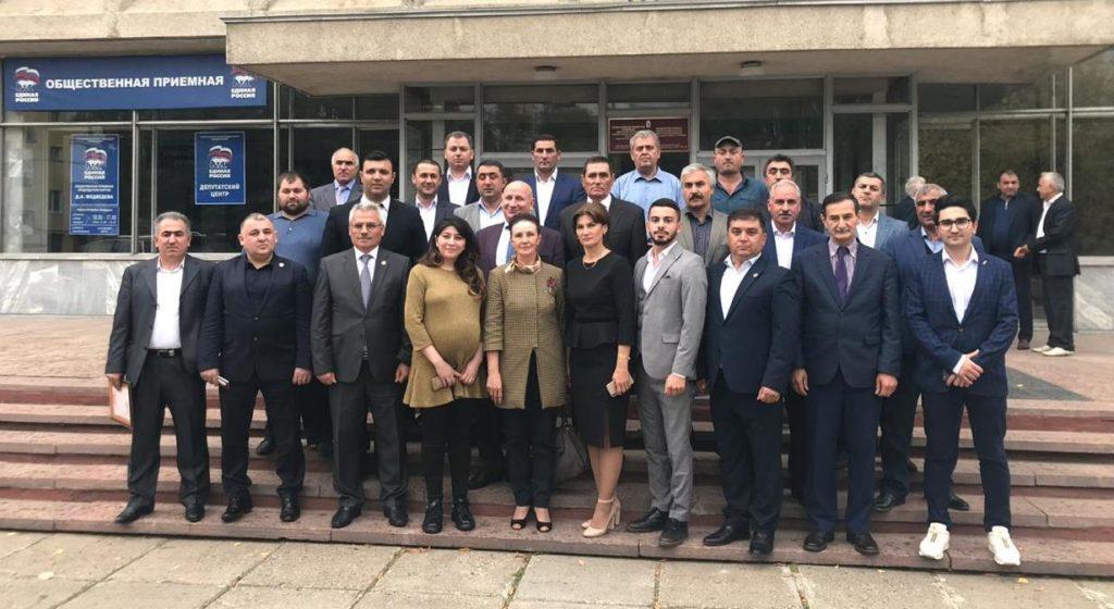 Азербайджанцы Марий Эл объединились в региональную автономию (ФОТОЛЕНТА)