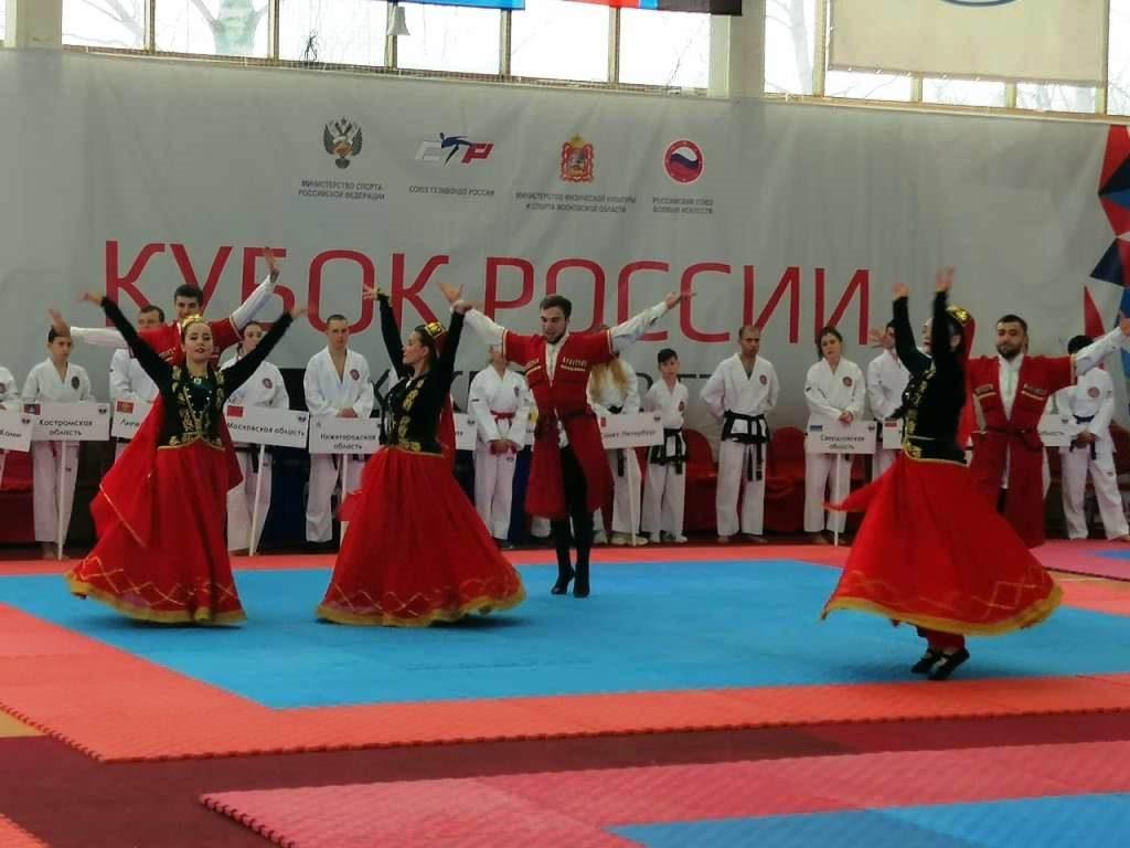 Грандиозный праздник спорта к 20-летию ФНКА АзерРос (ФОТОЛЕНТА)