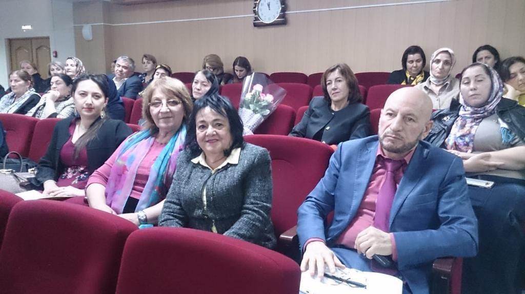 В Дагестане обсуждены проблемы преподавания азербайджанского языка в школах республики (ФОТОЛЕНТА)