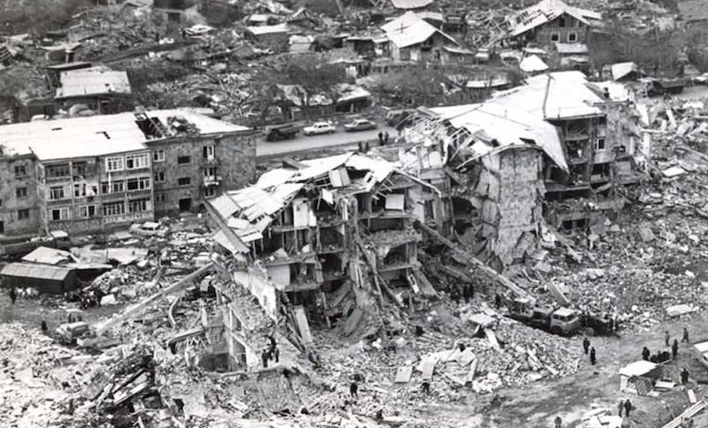 Тайна крушения самолетов после землетрясения в Армении (АНАЛИТИКА)