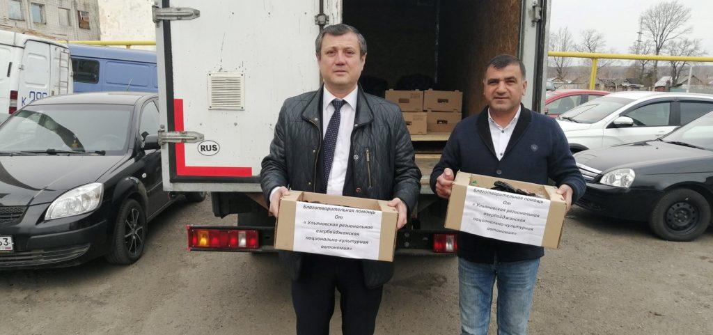 Азербайджанцы России – в авангарде борьбы с пандемией — 2 (ФОТО)