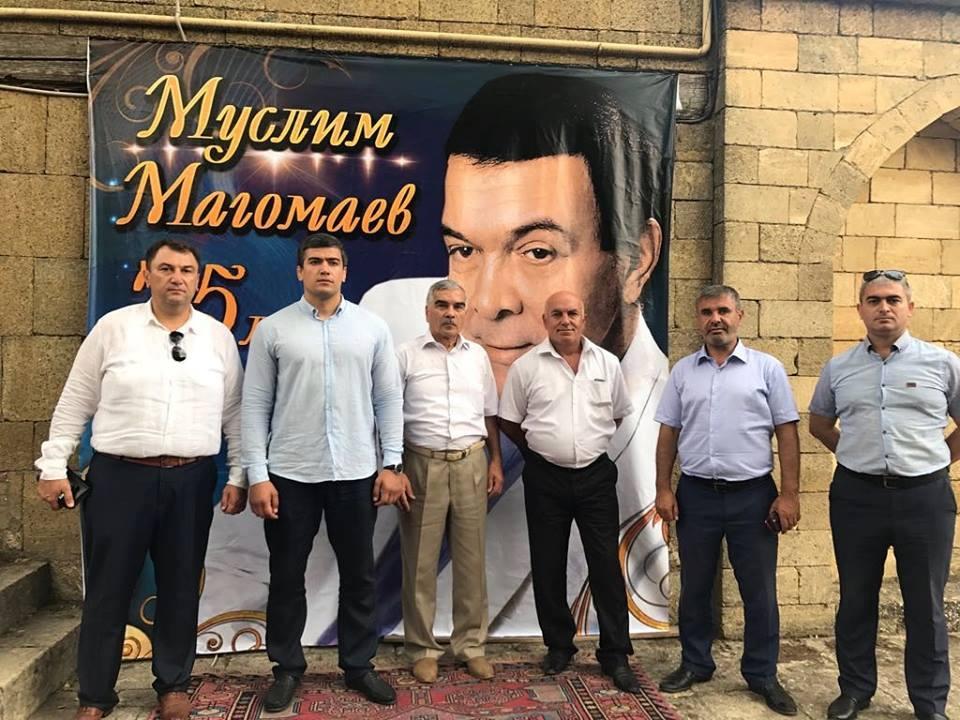 В Дербенте состоялся концерт к 75-летию Муслима Магомаева