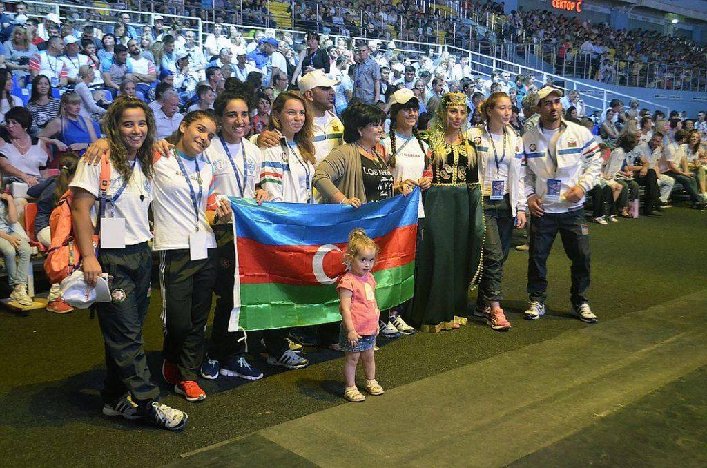 Азербайджанские спортсмены успешно выступили на Фестивале в Ульяновске и восхитились местной диаспорой (ФОТОЛЕНТА)