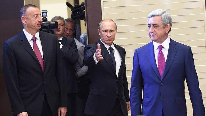 «Росбалт»: Азербайджан видится России более надежным партнером, чем Армения