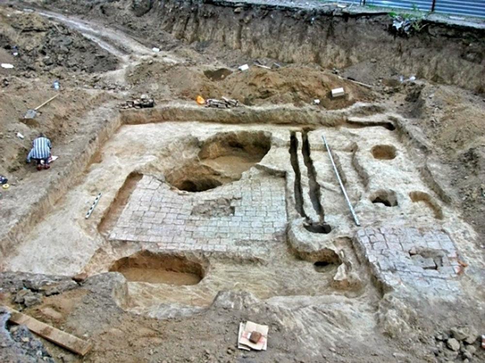 В Ростовской области археологами обнаружена уникальная ширванская чаша