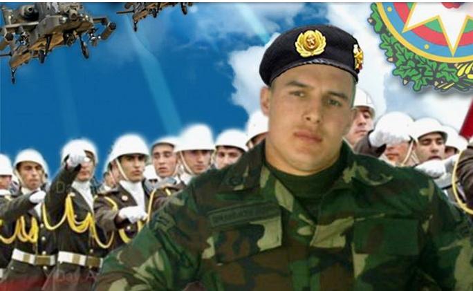 Национальный герой Азербайджана Мубариз Ибрагимов — 30-летию героя посвящается