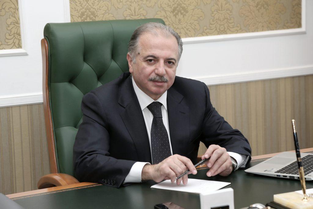 Заслуженный нотариус России Натиг Агамиров: «Наша задача — способствовать развитию азербайджано-российских отношений»