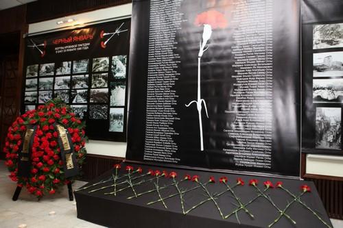 В Москве почтили память жертв «Черного января» в Баку