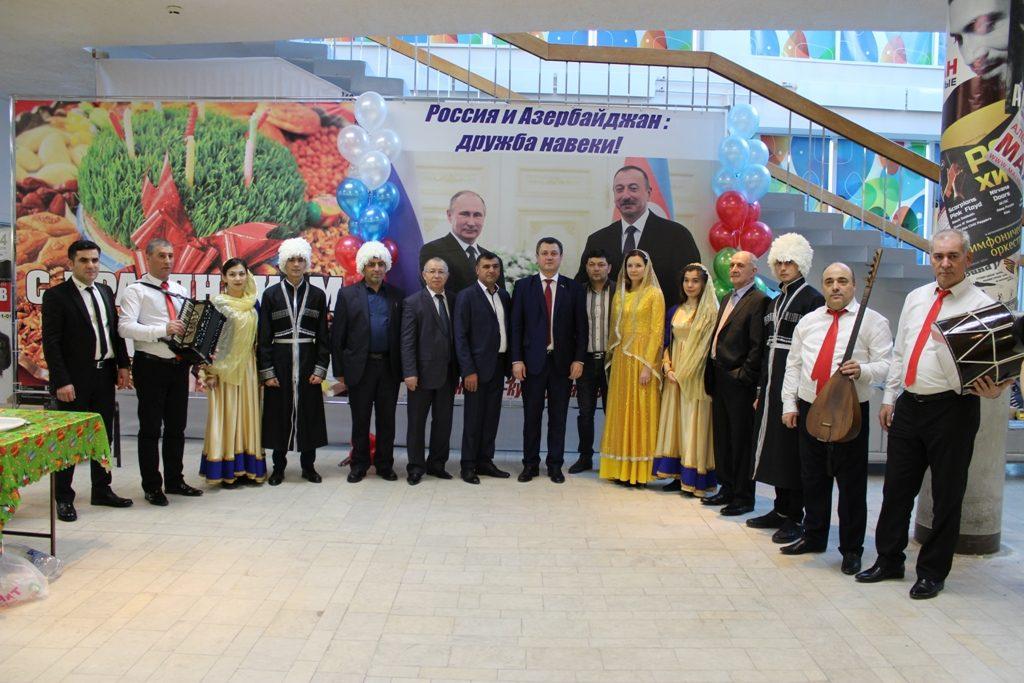 В Ульяновске отметили Новруз и поддержали Владимира Путина и Ильхама Алиева