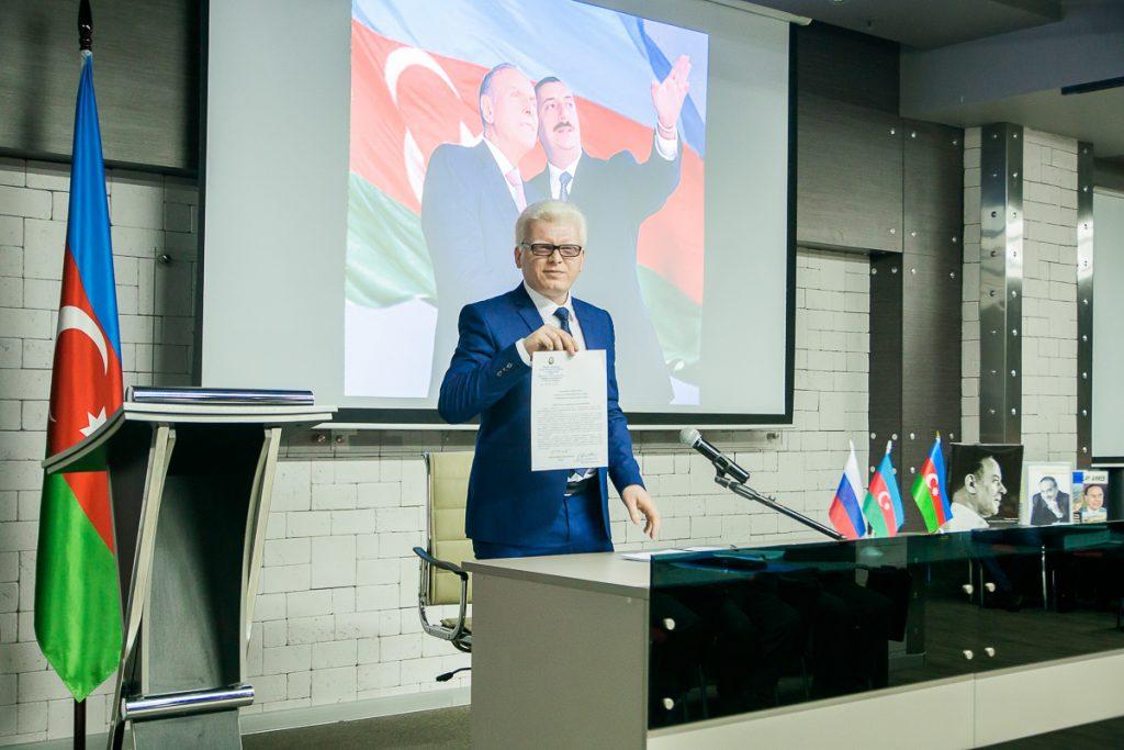 Роман Агаев: «Азербайджан блестяще справится со всеми поставленными задачами уже в обозримом будущем» (ИНТЕРВЬЮ)