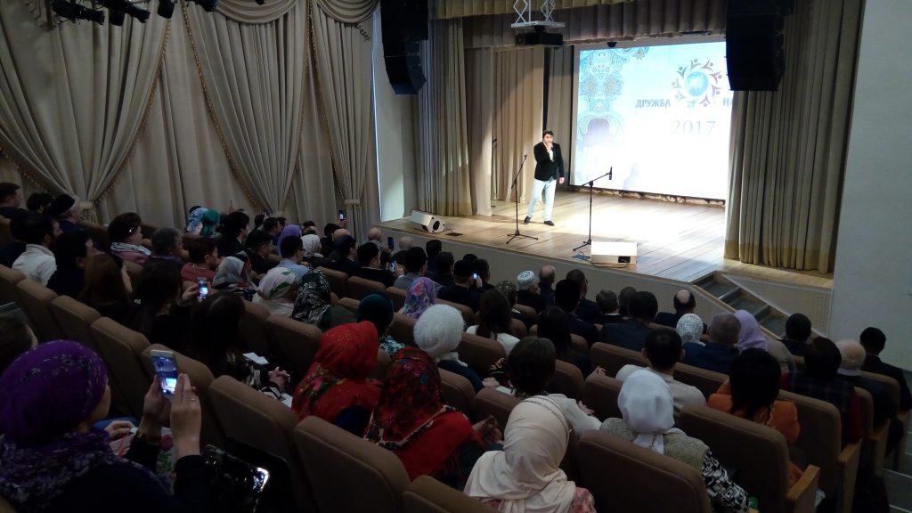 Азербайджанская община выступила соорганизатором Фестиваля дружбы народов в подмосковных Мытищах