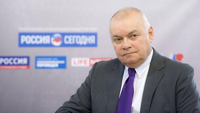 Дмитрий Киселев: «Азербайджанцам очень повезло, что у них есть такой лидер, как Президент Ильхам Алиев» (ИНТЕРВЬЮ)