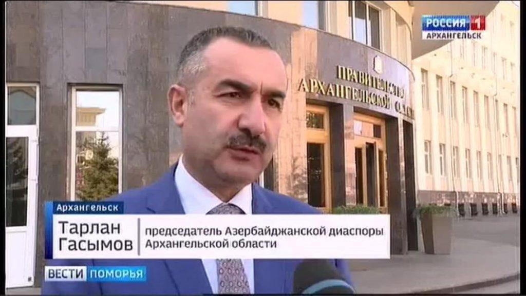 Тарлан Гасымов: «Именно Ильхам Алиев своим достойным служением народу может обеспечить Азербайджану успешное будущее»